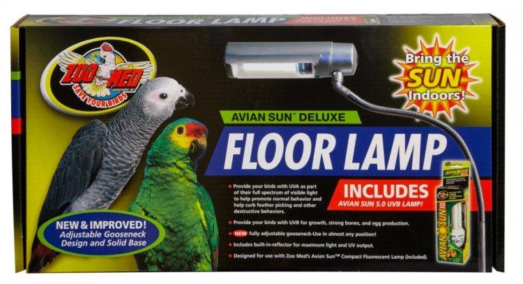 Zoomed Kit Aviansun Deluxe Floor Lamp Zoomed Aviansun 5