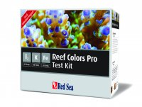 RED SEA набор тестов Reef Colors (I, K, Fe)